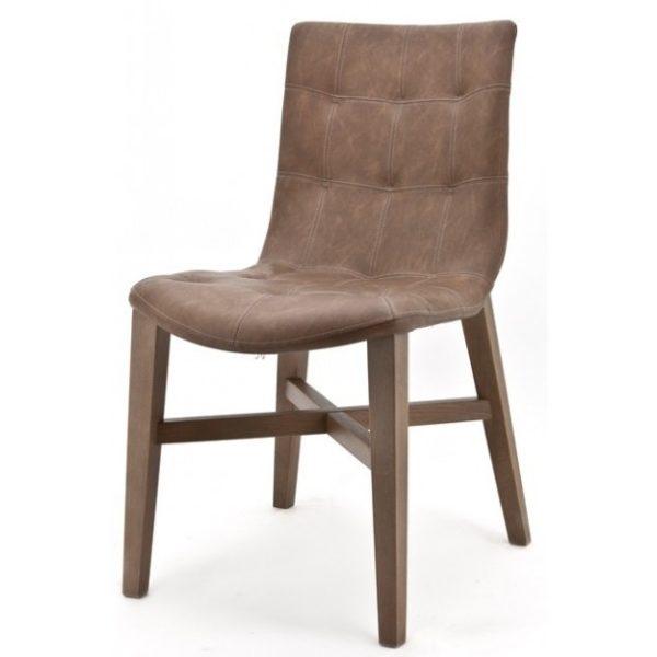 2 x Neba Spisebordsstole H88 cm - Brun