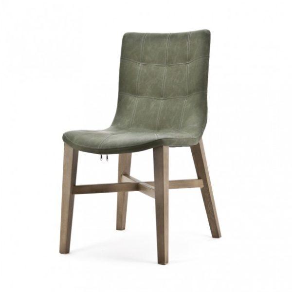 2 x Neba Spisebordsstole H88 cm - Grøn
