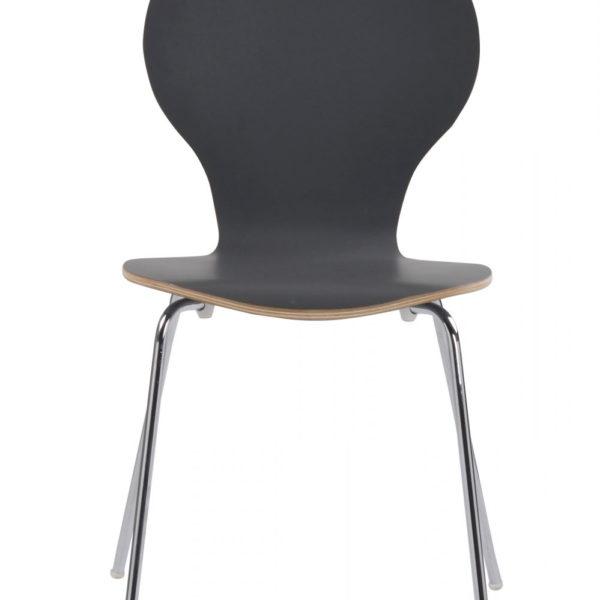 Fusion skalstol - grafitgrå/krom