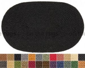 Håndvævede sisaltæppe i mange farver